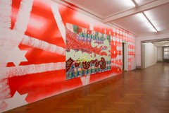 Christine Streuli: , 2007, Kunsthaus Langenthal / Switzerland