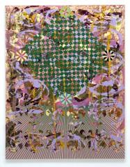 Christine Streuli: Wüstenfuchs, 2008,