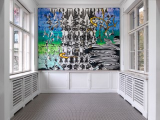 Christine Streuli: , 2014, Haus am Waldsee, Berlin / Germany