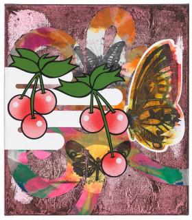 Christine Streuli: Das Ideal_01, 2012, Mark Müller Gallery, Zurich / Switzerland