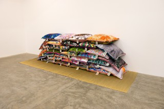 Christine Streuli: Memories_Beirut, 2014, Sfeir-Semler Gallery, Beirut / Lebanon