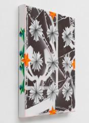 Christine Streuli: Schieflage, 2011,