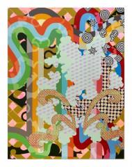 Christine Streuli: Spielhaus, 2007,
