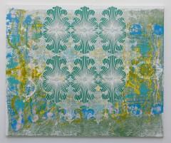Christine Streuli: bedeckt, 2008,