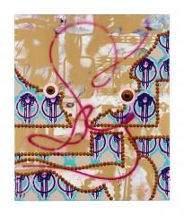 Christine Streuli: Erste Begegnung, 2010, Mark Müller Gallery, Zurich / Switzerland