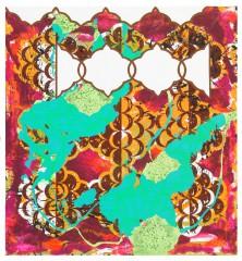 Christine Streuli: Mocca, 2009,