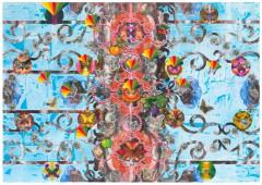 Christine Streuli: Overdose, 2012,