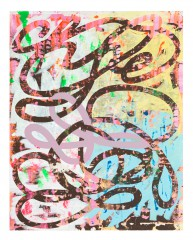 Christine Streuli: Signature, 2009,