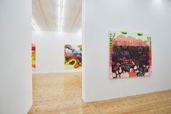 Christine Streuli: , 2017, Sfeir-Semler Gallery, Hamburg / Germany