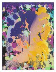 Christine Streuli: Fever_02, 2019, Anglim Gilbert Gallery, San Francisco/ USA