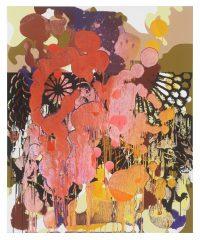 Christine Streuli: Art an Love_01, 2019, Anglim Gilbert Gallery, San Francisco/ USA