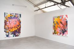 Christine Streuli: , 2019, Anglim Gilbert Gallery, San Francisco/ USA