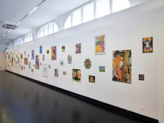 Christine Streuli: Artist_Proof_02, 2020, Kunstmuseum Thun / CH